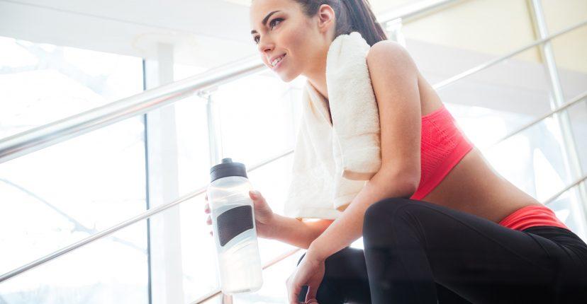 hidratacion adecuada gimnasio