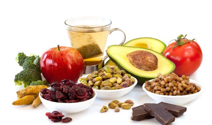 aliments antioxidants