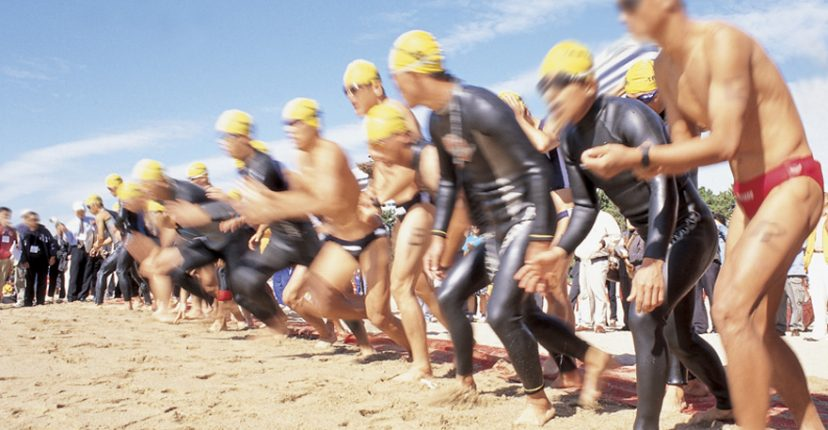 pensar en triatlon