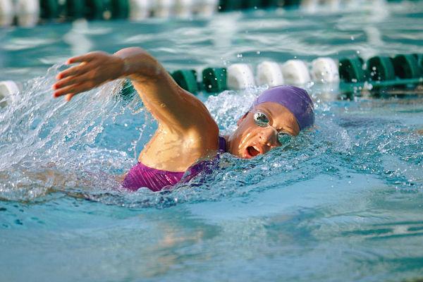 perder grasa nadando
