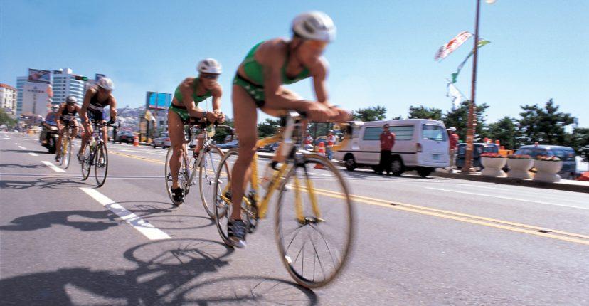 ciclismo triatlon