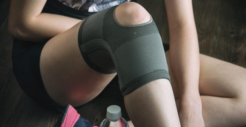 rodillas en forma