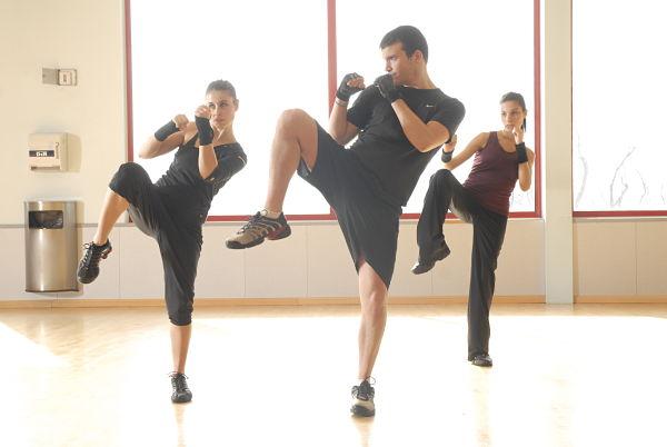 practicar body combat