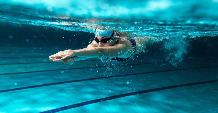 la importancia de las series en natación