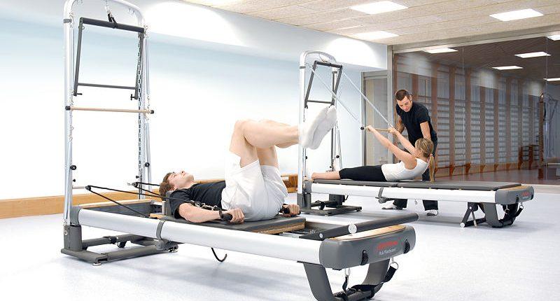 pilates runners