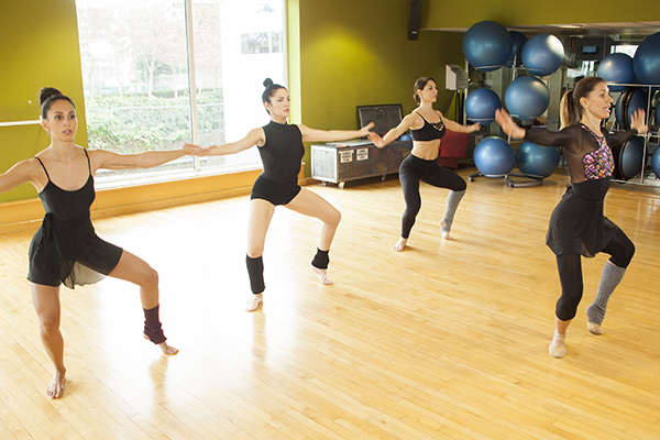 ballet fit fitness