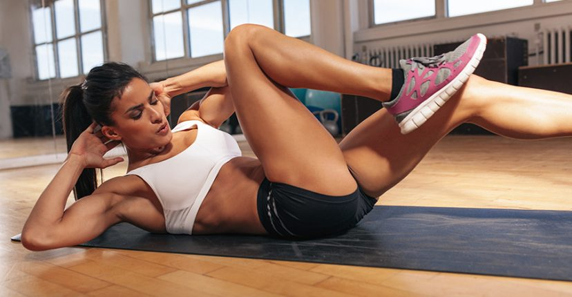 exercicis per tenir un ventre pla