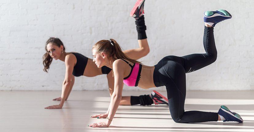 exercicis per glutis