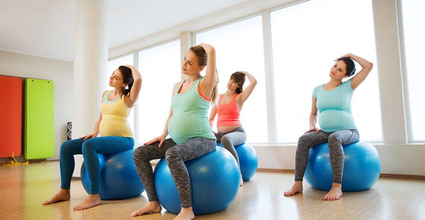 pilates per embarassades