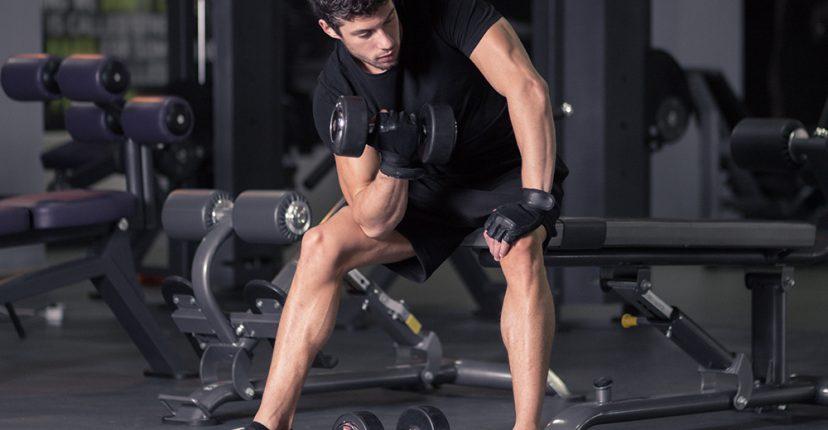 exercicis per tonificar els biceps