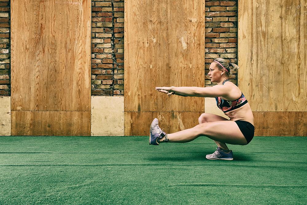 entrenamiento bodyweight entrenar con el propio peso del cuerpo