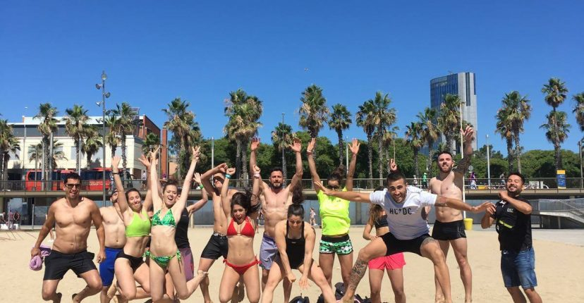 wod playero barcelona cross training