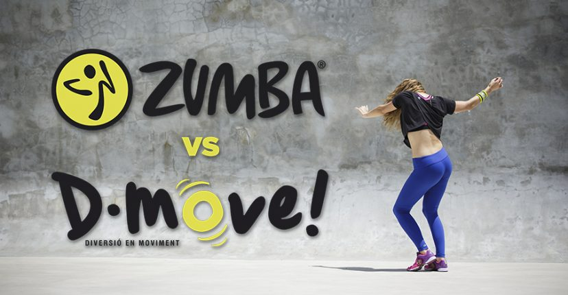 zumba vs dmove totes les diferencies i semblances