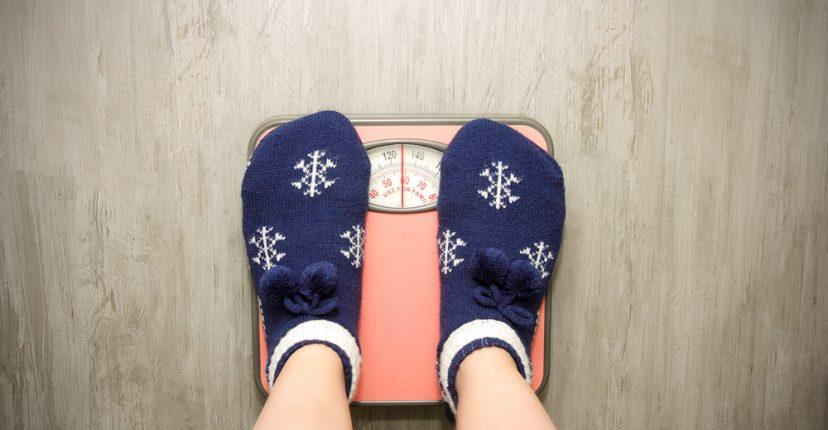 consells per envitar guanyar pes durant l'hivern