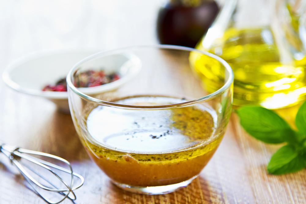 salsa de mel i mostassa per amanides