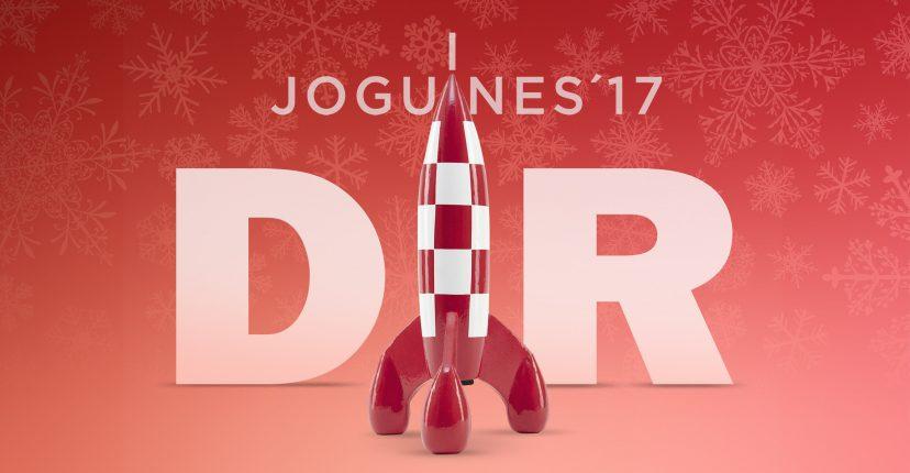 campaña de juguetes DiR por Navidad