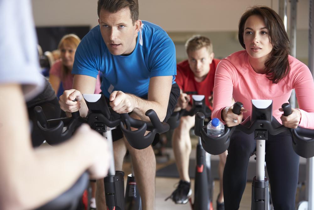 como evitar lesiones en las sesiones de spindir