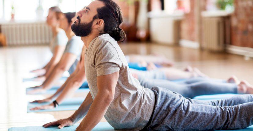 ioga per homes i beneficis del ioga