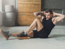 rutina d'exercicis d'abdominals