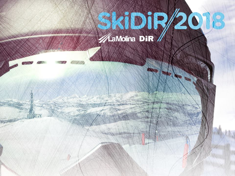 sortida a la molina amb skidir