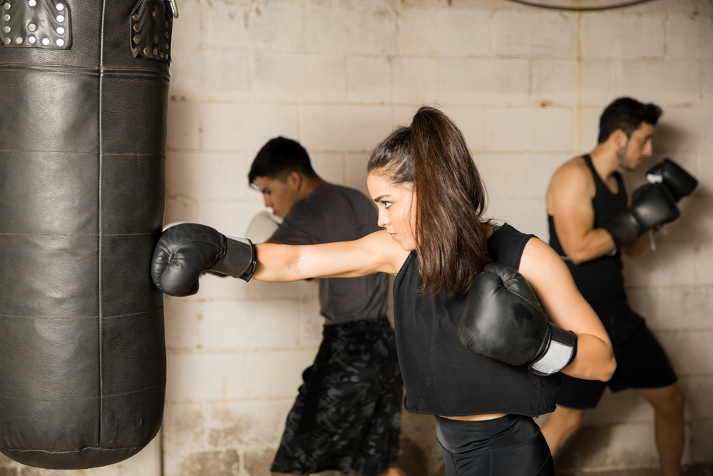 Beneficios De Golpear Un Saco De Boxeo El Bloc Del Dir