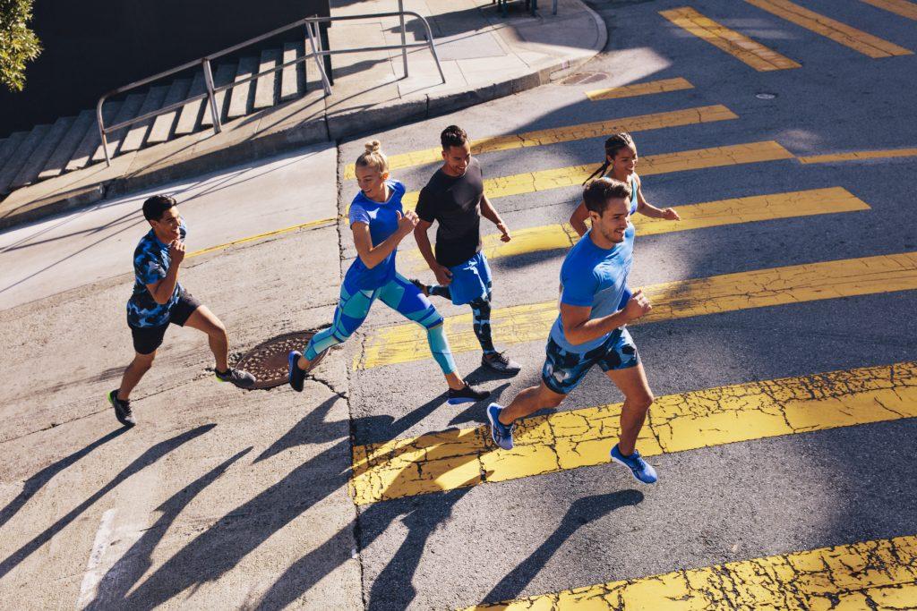 claves para iniciarse al running: salir a correr en grupo