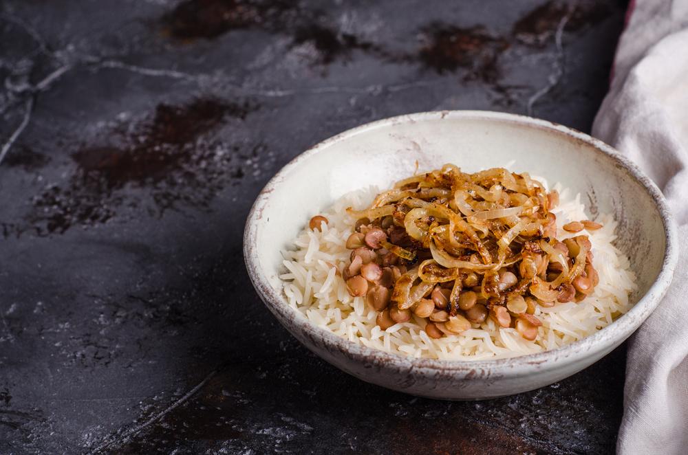 dieta depurativa lentejas y arroz
