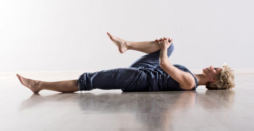 estiramientos lumbares para evitar el dolor de espalda