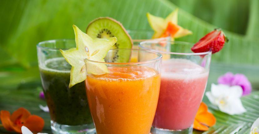 recetas de cócteles de frutas