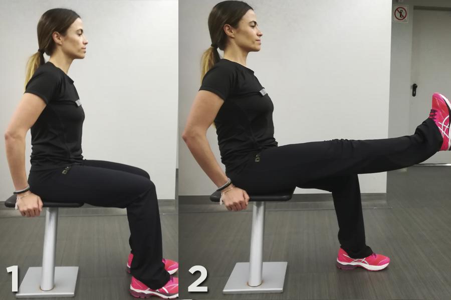 exercicis per evitar el mal de genoll