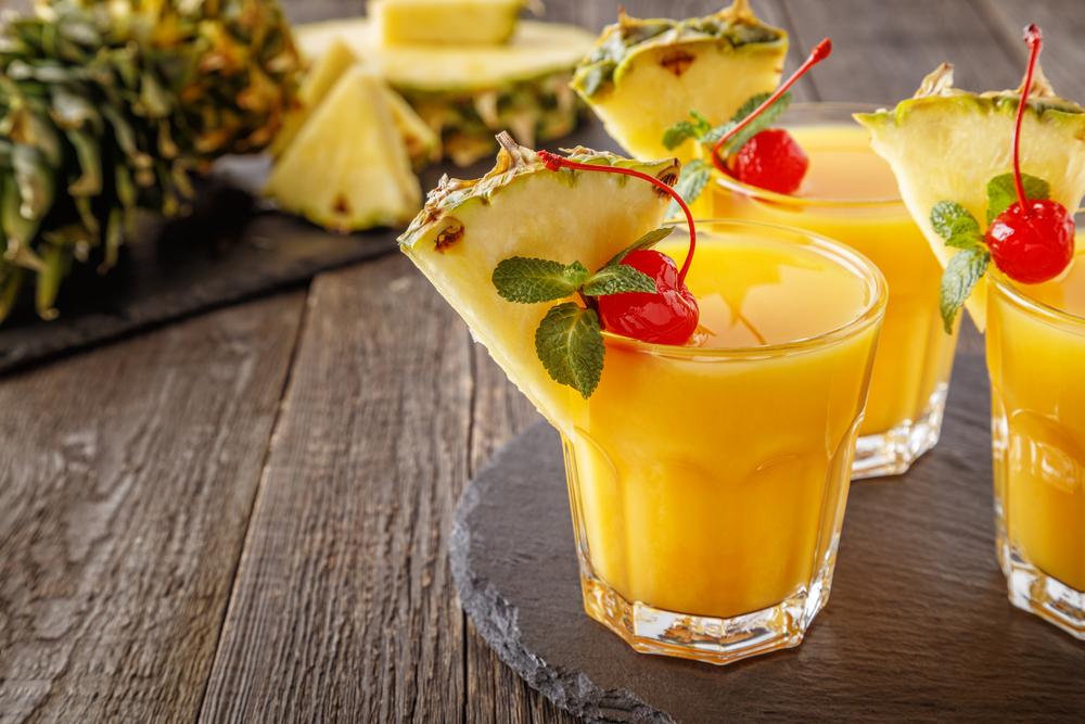 receptes de còctels de fruites