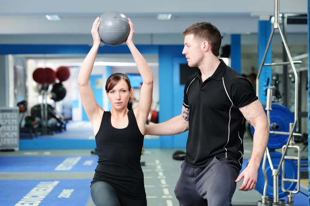 personaliza el entrenamiento con un entrenador personal