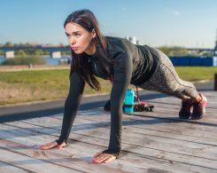 ejercicios de abdominales sin dañar la espalda