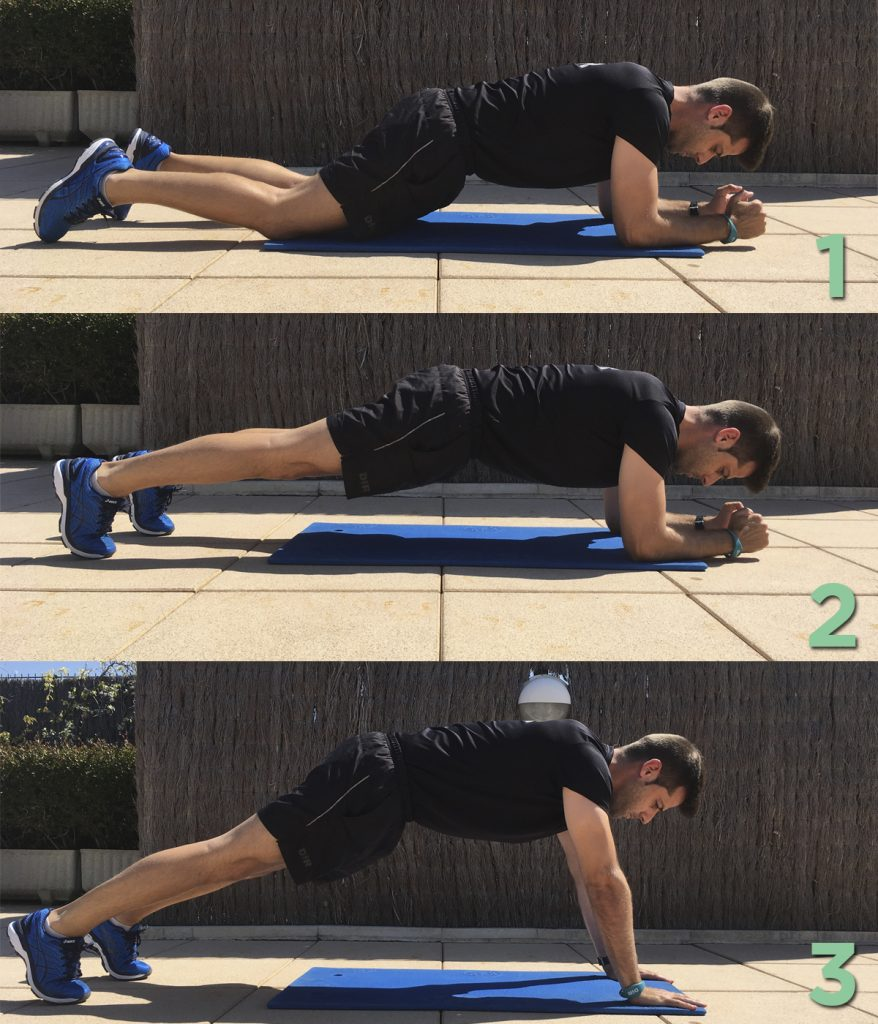 exercicis abdominals sense fer-te mal a l'esquena
