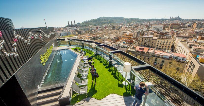 terrasses de barcelona