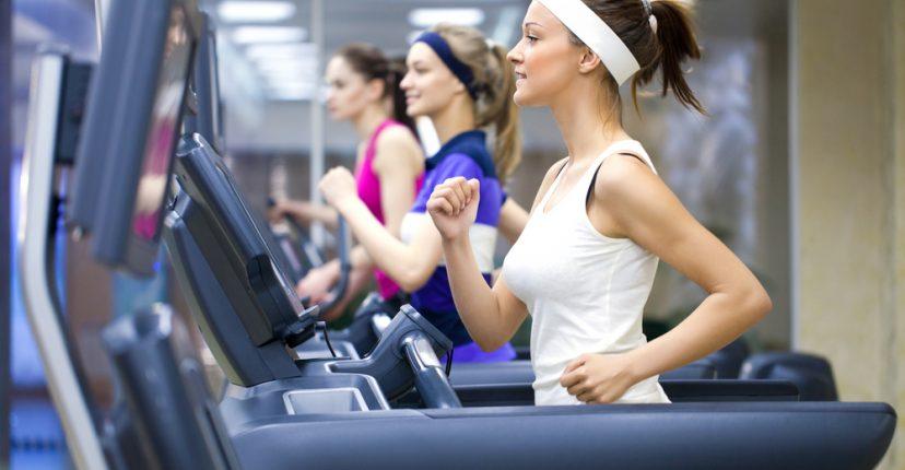 claus per correr al gimnàs a la cinta de córrer