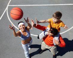 activitat física en família