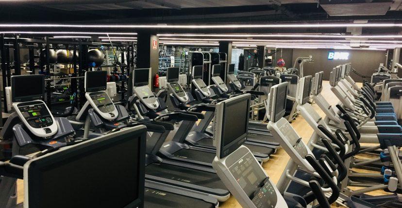 máquinas cardio gimnasio