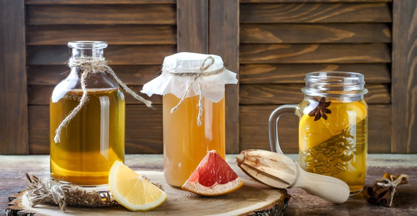 receta de bebida saludable para controlar el peso y aumentar la energía