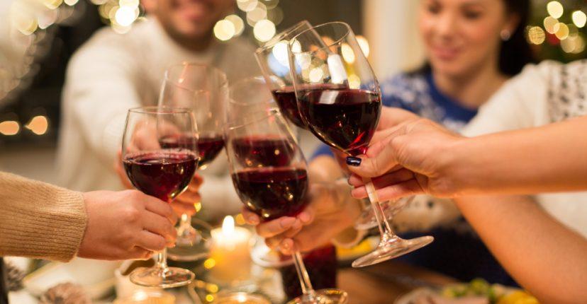 consejos para mantener el peso durante las fiestas