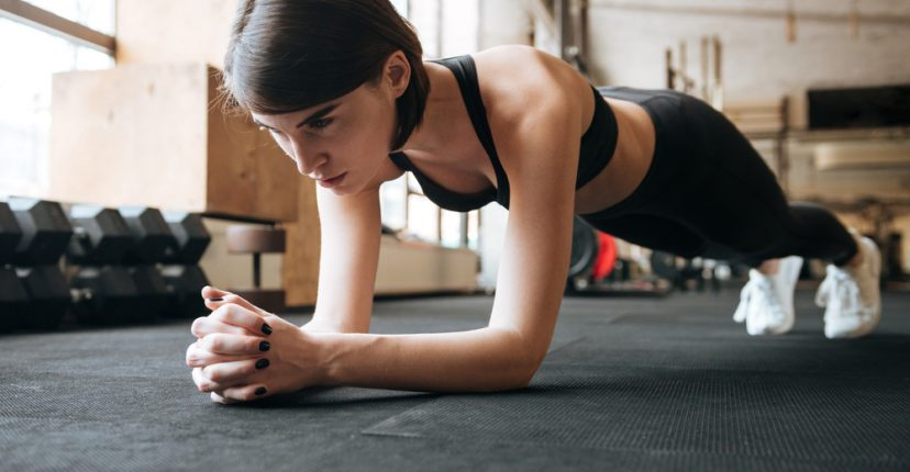 8 bodyweight exercises to get fit in less than 20 minutes