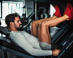 ejercicios para tonificar piernas en el gimnasio
