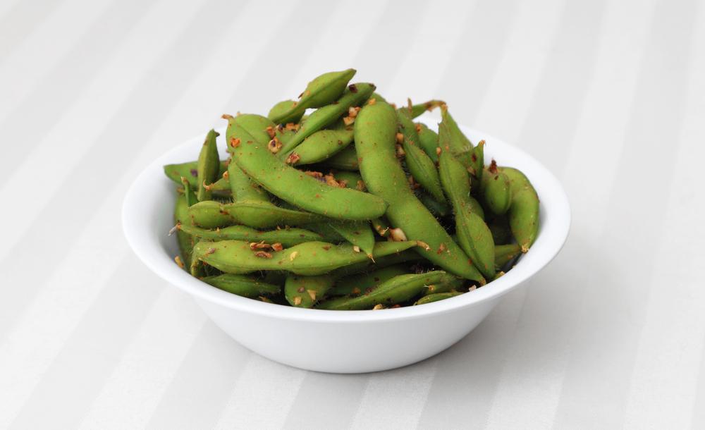 edamame soja proteinas vegetales