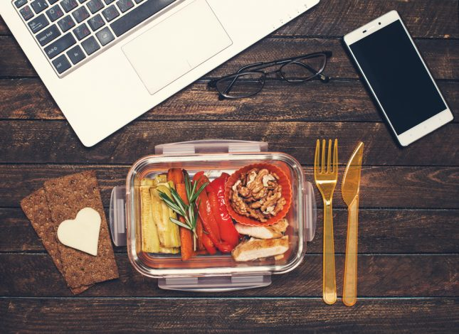 healthy recipes on the go