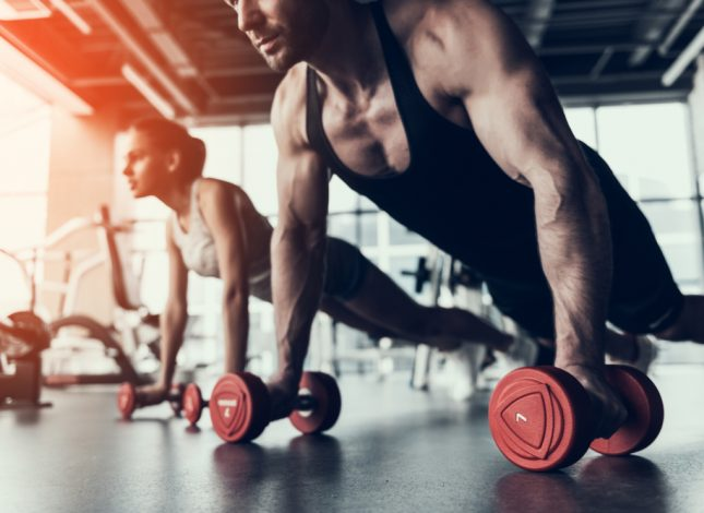 consejos para definir músculo