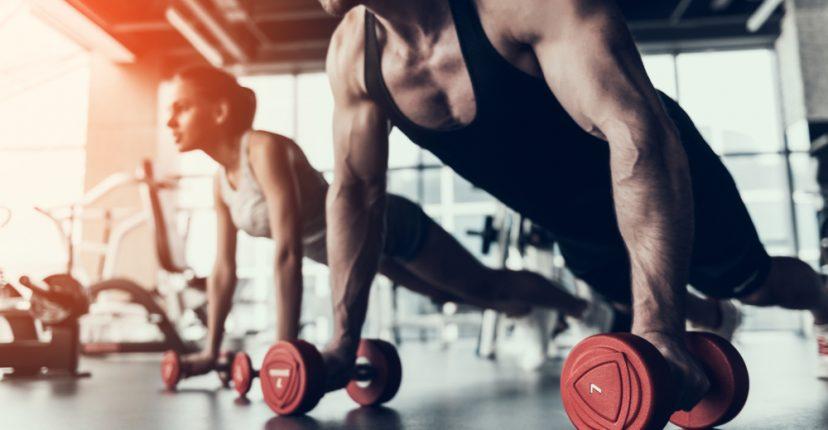 consells per definir múscul al gimnàs