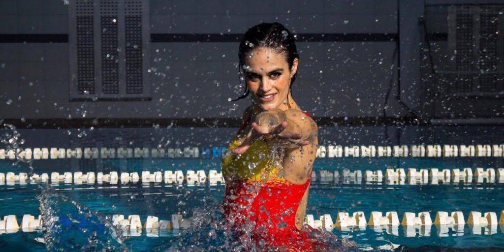 thais enriquez nedadora sincronitzada
