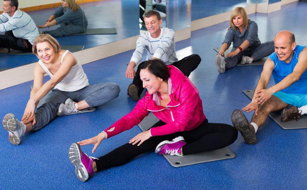 Beneficios del ejercicio en la gente mayor