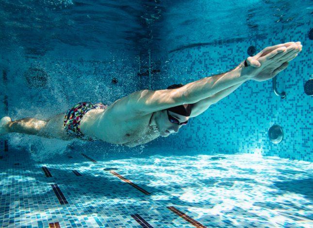 rutina de natació per principiants