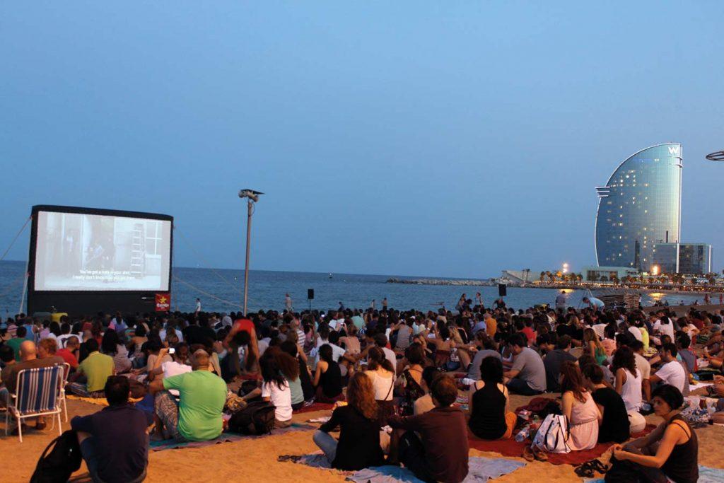 activitats estiu cinema a la fresca